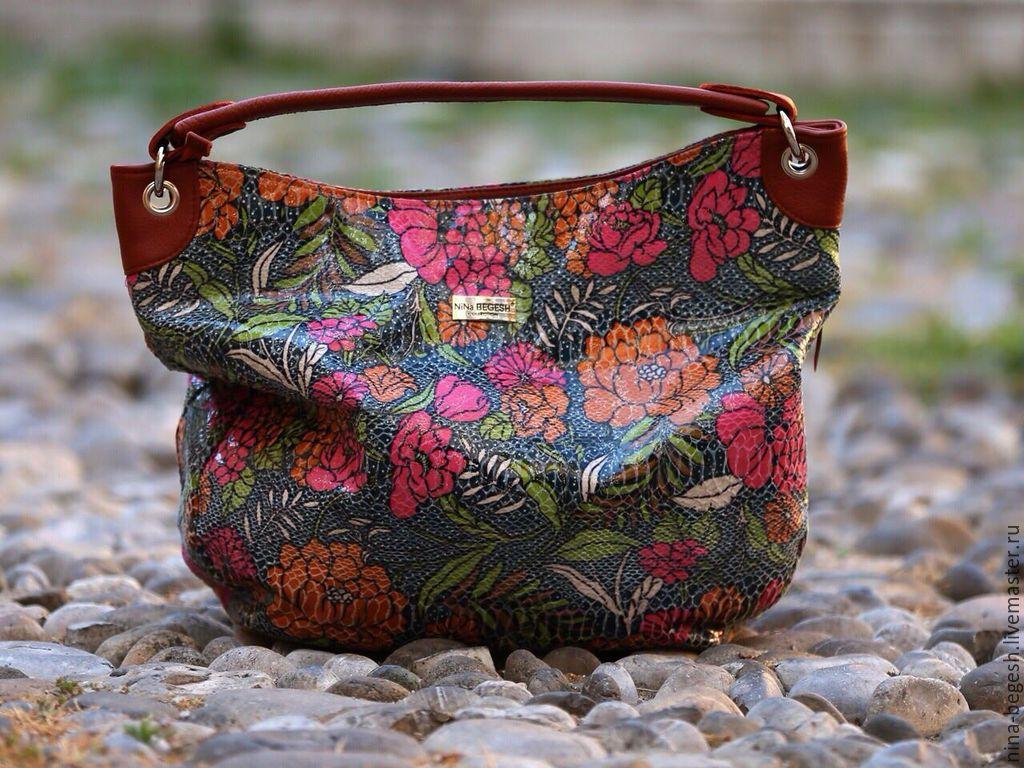 Турецкие сумки разноцветные