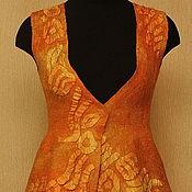 Одежда ручной работы. Ярмарка Мастеров - ручная работа Золотая карта. Handmade.