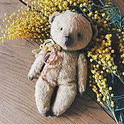 Куклы и игрушки handmade. Livemaster - original item Teddy-crumb Hedgehog. Handmade.