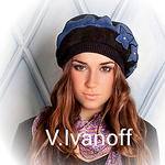 Ivanoff шляпная мастерская - Ярмарка Мастеров - ручная работа, handmade