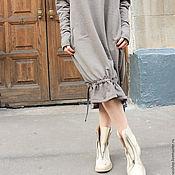 Одежда ручной работы. Ярмарка Мастеров - ручная работа Платье Cappuccino Lifelong Love. Handmade.