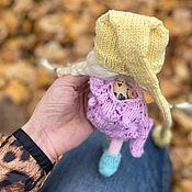 Куклы и пупсы ручной работы. Ярмарка Мастеров - ручная работа Кукла кроха. Handmade.