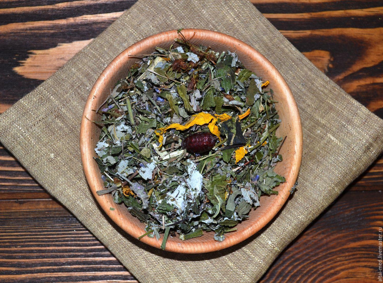 травяной сбор для похудения золотой чай