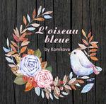 L`oiseau bleue - Ярмарка Мастеров - ручная работа, handmade