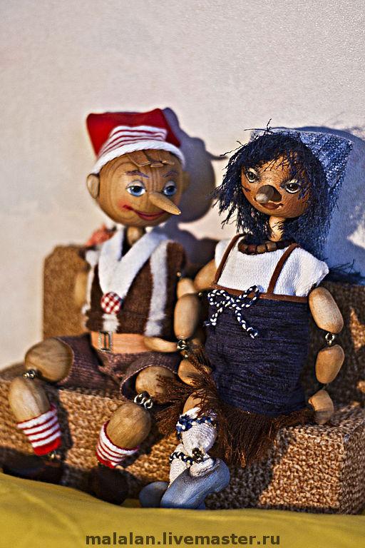 работает вай современные куклы из дерева первичных