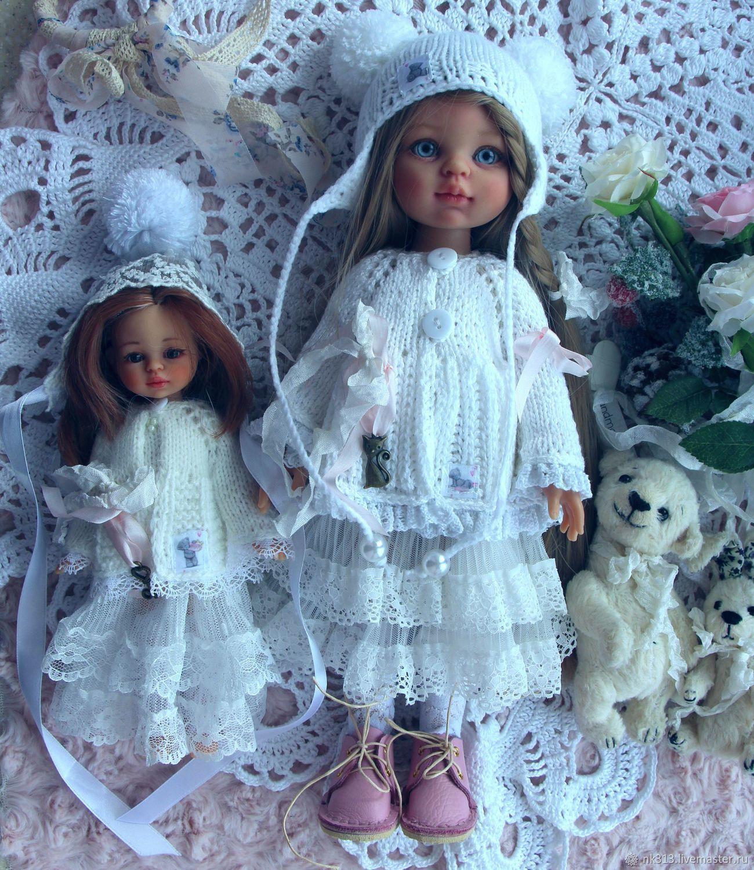 """""""Молочная пенка"""" комплект для куклы, Одежда для кукол, Верхний Уфалей,  Фото №1"""