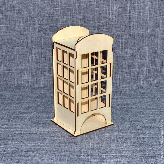 ЧД-04-004. Чайный домик `Телефонная будка`