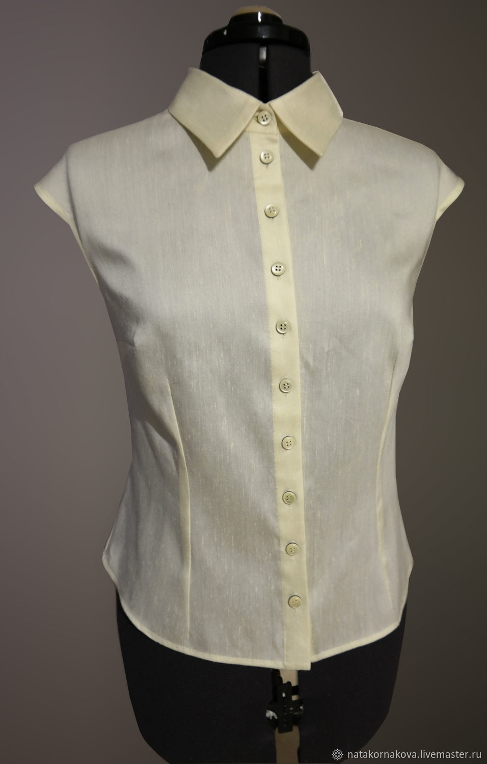 blouse made of natural silk, Blouses, Moscow,  Фото №1