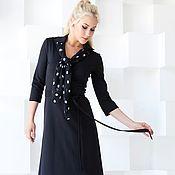 Одежда handmade. Livemaster - original item Dress for every day Jersey dress smell.. Handmade.