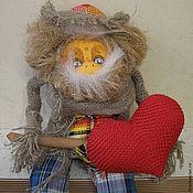 Подарки к праздникам ручной работы. Ярмарка Мастеров - ручная работа Вязаное сердце. Handmade.
