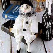 Куклы и игрушки ручной работы. Ярмарка Мастеров - ручная работа Пьероша. Handmade.