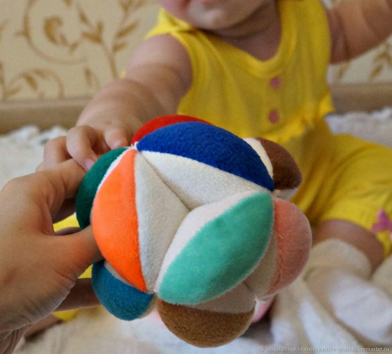мяч Монтессори, Вальдорфские мячики, Бийск,  Фото №1