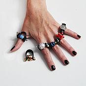 Украшения handmade. Livemaster - original item Rubber ring