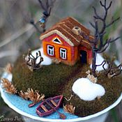 Для дома и интерьера handmade. Livemaster - original item homeland spring. Handmade.