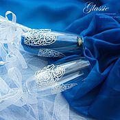 Свадебный салон ручной работы. Ярмарка Мастеров - ручная работа Когда два сердца бьются вместе.... Handmade.