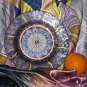 """Посуда ручной работы. Ярмарка Мастеров - ручная работа Тарелка """"Звезда, по имени Солнце"""". Handmade."""
