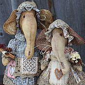 Куклы и игрушки ручной работы. Ярмарка Мастеров - ручная работа Слоники.. Handmade.