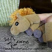 Куклы и игрушки handmade. Livemaster - original item Horse finger (reserve). Handmade.