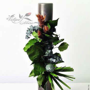 Дизайн и реклама ручной работы. Ярмарка Мастеров - ручная работа FlowerBox. Handmade.