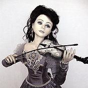 """Куклы и игрушки ручной работы. Ярмарка Мастеров - ручная работа """"Вивальди. Шторм"""". Handmade."""