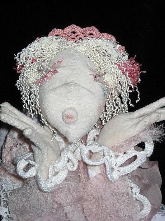 Коллекционные куклы ручной работы. Ярмарка Мастеров - ручная работа. Купить Яблоневые  дали. Handmade. Текстиль