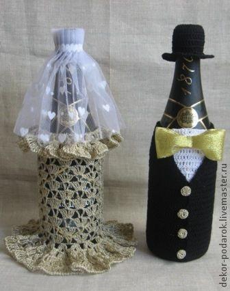 Свадебные аксессуары ручной работы. Ярмарка Мастеров - ручная работа. Купить Золотая свадьба - 50 лет совместной жизни. Handmade.