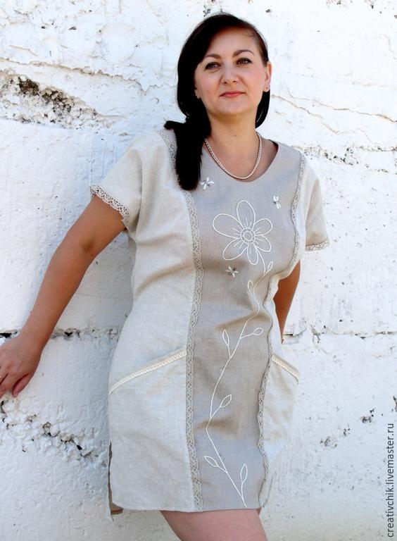 Летние платья туники с доставкой