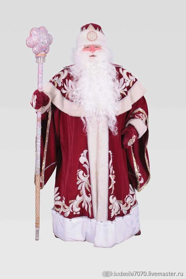 Carnival costume Santa Claus, Carnival costumes, Moscow,  Фото №1