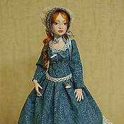 """Шарнирная кукла ручной работы. Ярмарка Мастеров - ручная работа Шарнирная кукла """"Мэри"""". Handmade."""