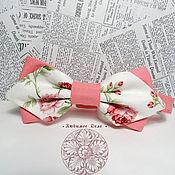 Аксессуары handmade. Livemaster - original item Tie No. №703 rose design butterfly/ butterfly corners/. Handmade.