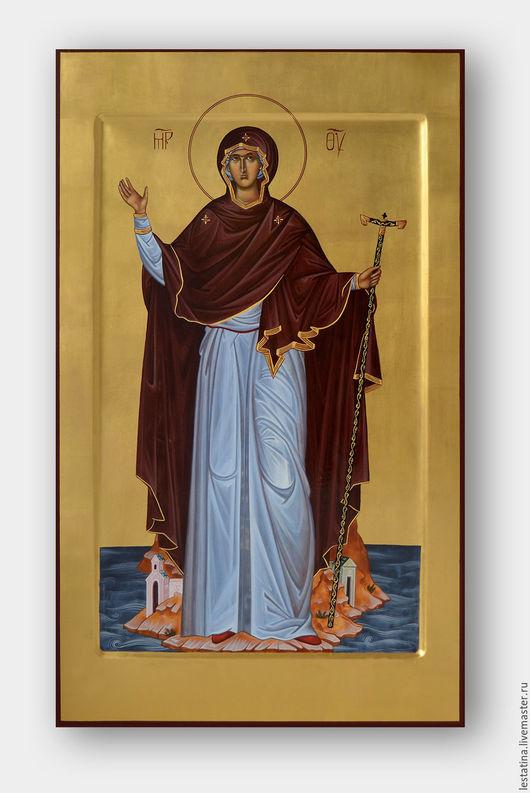Икона Игуменья Святой горы Афон.