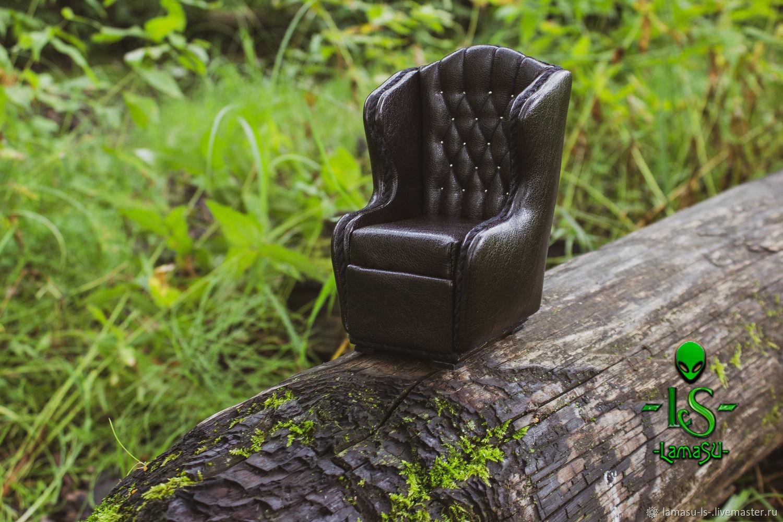 Кресло для кукол, Мебель для кукол, Вологда,  Фото №1