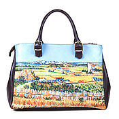 Сумки и аксессуары handmade. Livemaster - original item The average women`s handbag