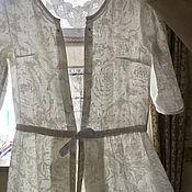 "Одежда handmade. Livemaster - original item ""Amazing  white boho"". Handmade."