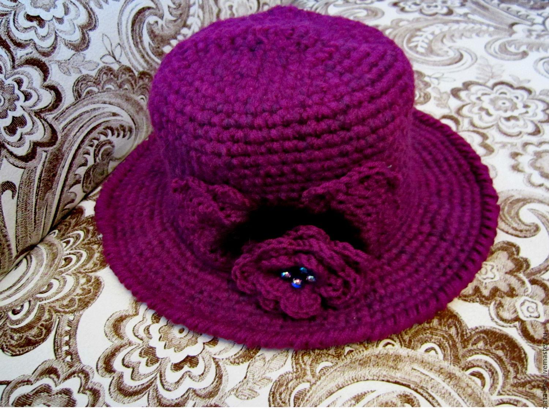 Шляпа вязаная, Шляпы, Лев Толстой,  Фото №1
