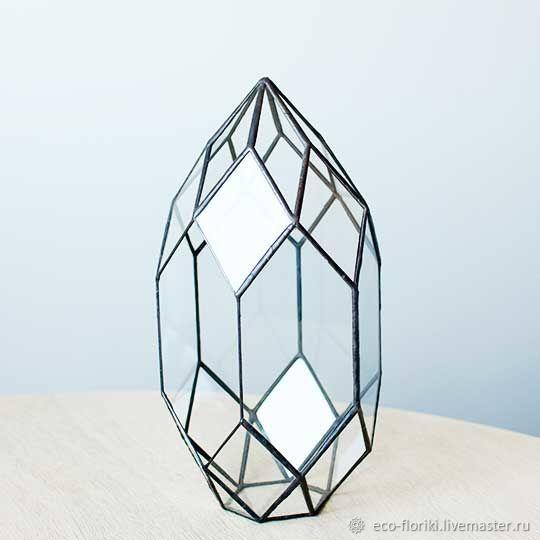 Флорариум `Орхидариум` (пустой) от Floriki