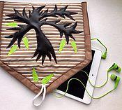 Сувениры и подарки ручной работы. Ярмарка Мастеров - ручная работа Чехол для планшета, iPad mini. Handmade.