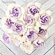Свадебные украшения ручной работы. Набор шпилек с гардениями (6 шт). Tanya Flower. Ярмарка Мастеров. Украшения с цветами