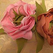 Украшения ручной работы. Ярмарка Мастеров - ручная работа брошь цветок. Handmade.