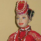 """Куклы и игрушки ручной работы. Ярмарка Мастеров - ручная работа """"Татьяна"""". Handmade."""