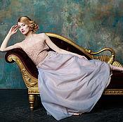 """Одежда ручной работы. Ярмарка Мастеров - ручная работа """"Эстель""""  - вечернее платье. Handmade."""