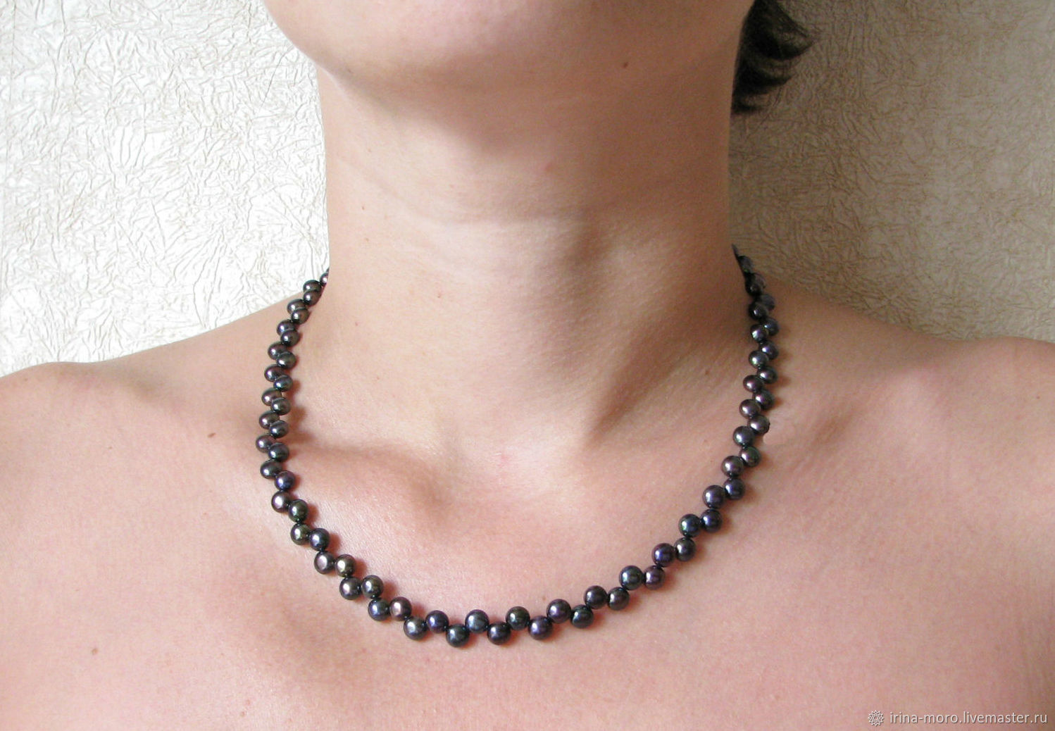 4159c519f5 ... Necklaces & Beads handmade. Necklace 'Summer'choker necklace,necklace  pearl,jewelry