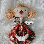 Куклы и игрушки ручной работы. Ярмарка Мастеров - ручная работа Фея Рождества Фенька. Handmade.