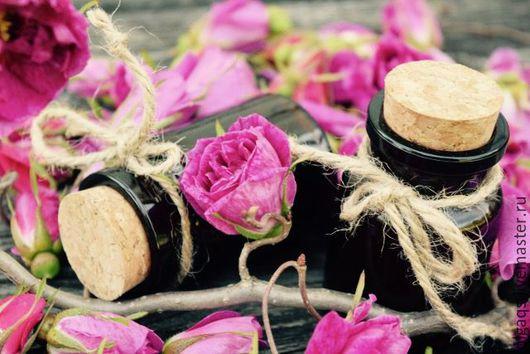 """Крем, гель, сыворотка ручной работы. Ярмарка Мастеров - ручная работа. Купить Ночной Крем Для Лица """" Царственная Роза"""". Handmade."""