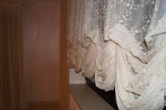 Текстиль, ковры ручной работы. Ярмарка Мастеров - ручная работа. Купить Французские шторы. Handmade. Портьеры, бархат, блекаут
