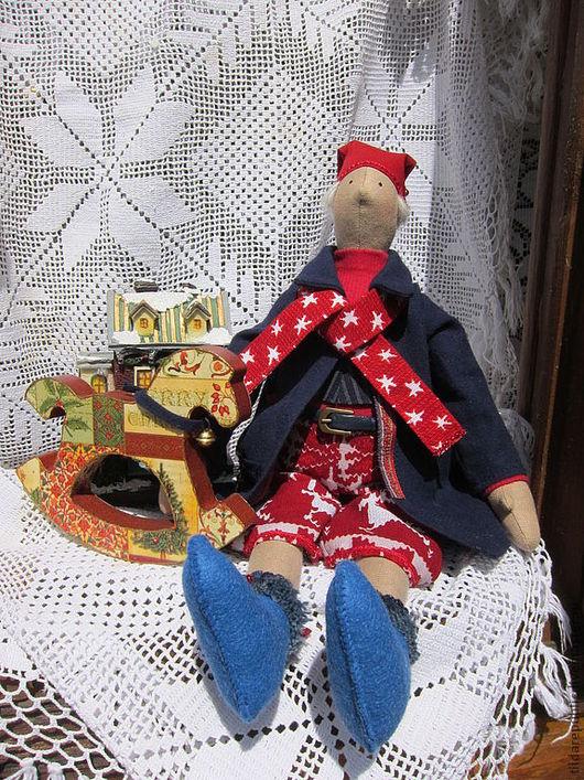 """Куклы Тильды ручной работы. Ярмарка Мастеров - ручная работа. Купить Тильда Талви """"Сказка из детства"""". Handmade. Тильда"""
