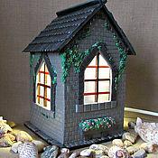 Для дома и интерьера handmade. Livemaster - original item Lamp