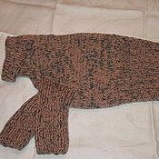 Для домашних животных, ручной работы. Ярмарка Мастеров - ручная работа Вязаный джемпер для средней собаки. Handmade.