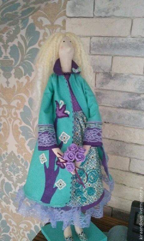 Куклы Тильды ручной работы. Ярмарка Мастеров - ручная работа. Купить кукла Тильда. Handmade. Шикарный подарок, кукла Тильда