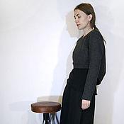 Одежда ручной работы. Ярмарка Мастеров - ручная работа свитшот черепашка 062byshevtsova. Handmade.